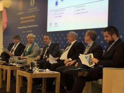 АРПІ взяло участь у ювілейному бізнес-форумі ЄБРР