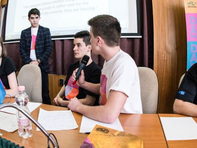 Establishing the Carpathian debate association – the first in Eastern Europe